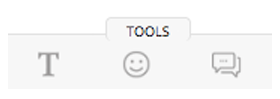 Adjust clip settings